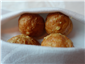 aged Comte gougeres