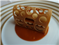 fudge caramel cage