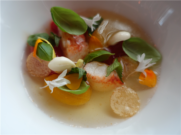 tomato consomme