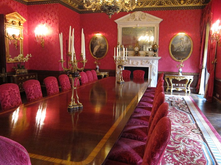 William Kent private room