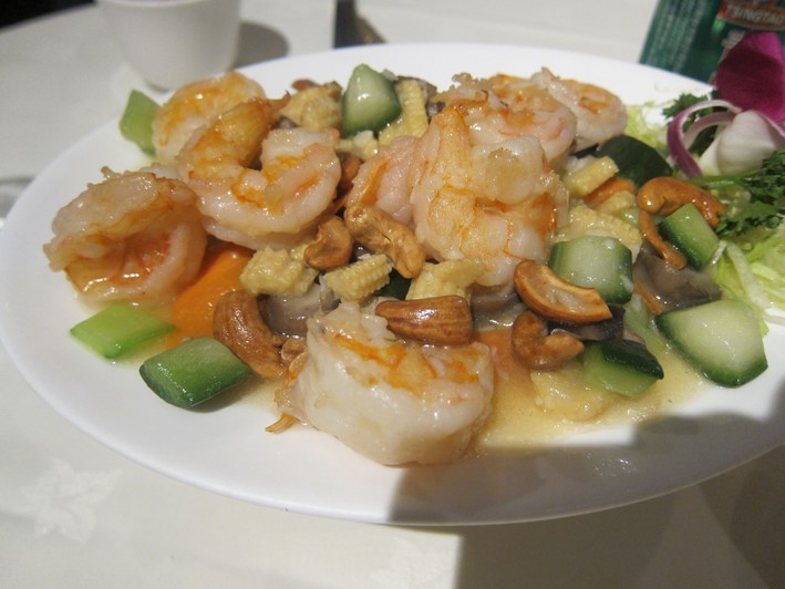 Royal china putney restaurant review 2011 february london for Andys chinese cuisine