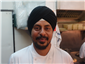 head chef Deepinder Sondhi