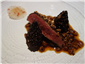 pigeon with morels