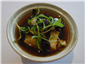 turbot in Asian broth