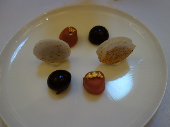 petit fours in 2013