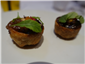 ox cheek tartlet