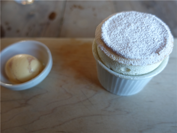 quince souffle
