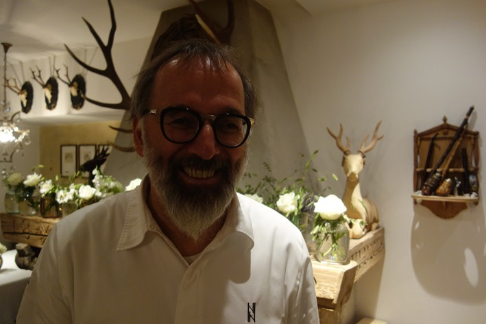 head chef Norbert Niederkofler