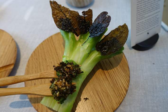 broccoli canape
