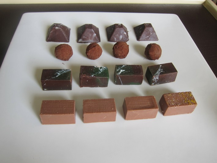 chocolates for coffee