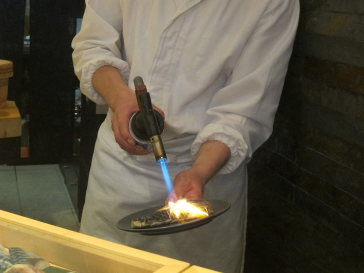 blowtorch action