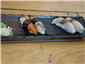 eel and mackerel nigiri