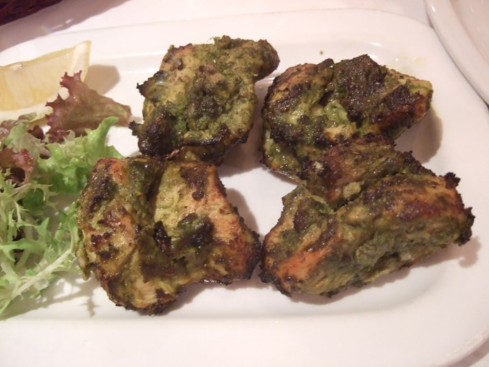 chicken tikka (in 2007)
