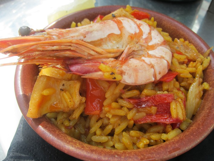 mini paella