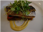 mackerel tarte fine