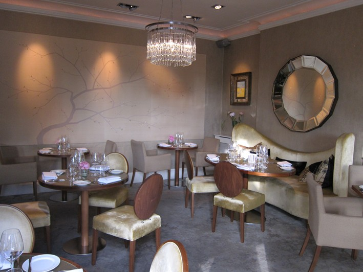 dining room prior to 2019 refurbishment