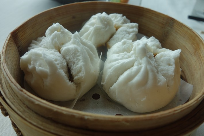 barbecue pork dumplings