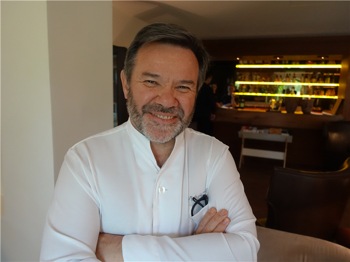 Michel Troisgros in 2019