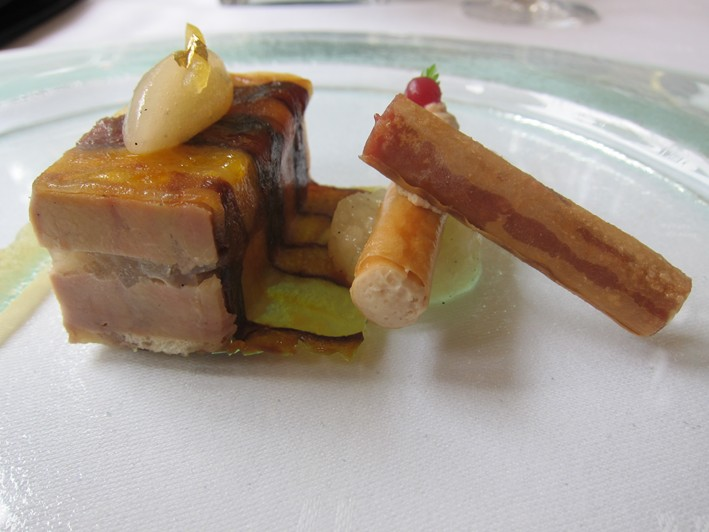 foie gras close