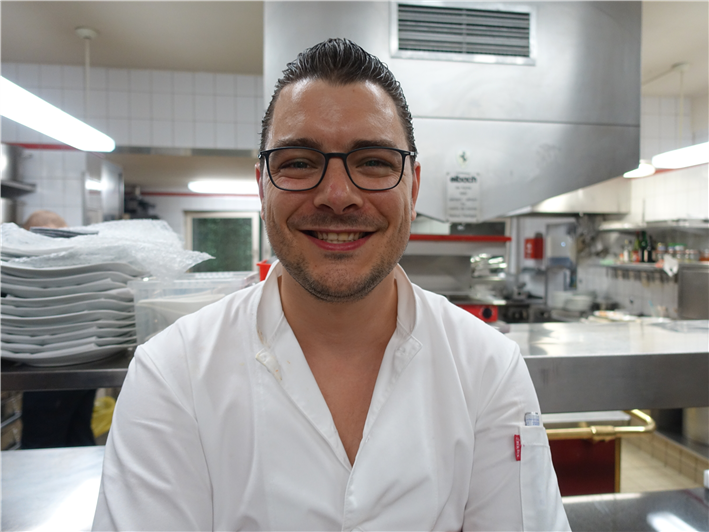 head chef Clement Rambichler