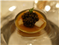 oxtail jelly with caviar