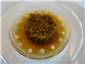 vichysoisse with caviar