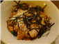 chicken oyakodonburi